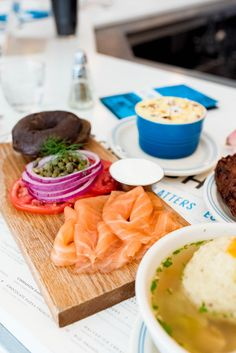 Russ & Daughters NYC