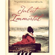 Can't wait to start this one! Such an interesting concept! #julietcapulet #JulietImmortal #staceyjay #books #bookworm #happymail #nowreading