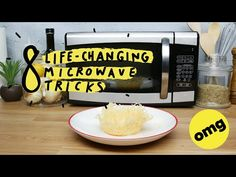 (12) 8 Life-Changing Microwave Tricks - YouTube