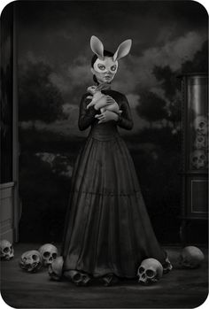 The Dark and Surreal Art Of Danny Van Ryswyk http://designwrld.com/the-dark-and-surreal-art-of-danny-van-ryswyk/