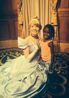 Cinderella and Kennedi