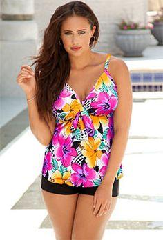 Swimwear for busty women
