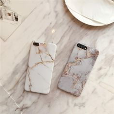 Luxury Marble Case for your iPhone 6 iPhone 7 iPhone 8 iPhone X Smartphone Apple, Coque Smartphone, Smartphone Hacks, Marble Iphone Case, Marble Case, Cute Phone Cases, Iphone Phone Cases, Iphone Watch, Iphone Charger
