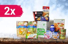 Doppelte Cool Box Deal