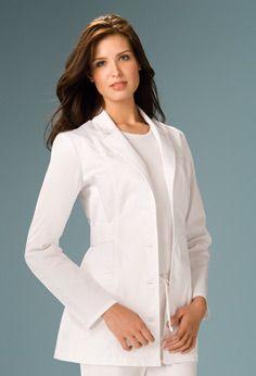 "Cherokee Women's Princess Seam 30"" Lab Coat"
