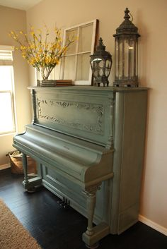 painted pianos | Here's the trim I had to add to the bottom. I really like how it looks ...