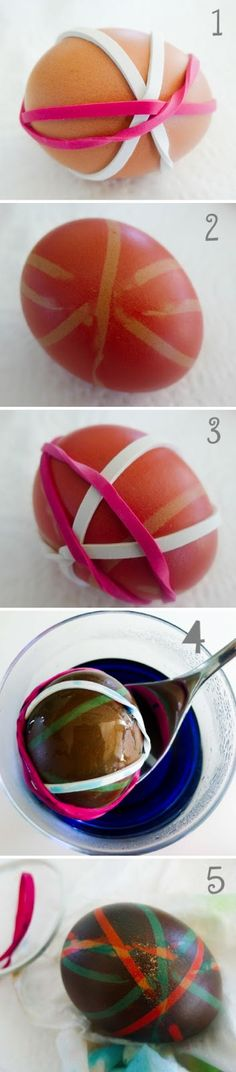 Rubber Band Easter Egg Trick | Crafts and DIY Community