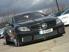MERCEDES-BENZ CL Coupe 6.0 CL65 AMG 2dr