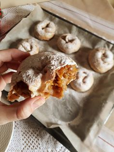 Greek Recipes, Doughnut, Sweets, Sugar, Candy, Desserts, Food, Bakery Business, Sweet Pastries