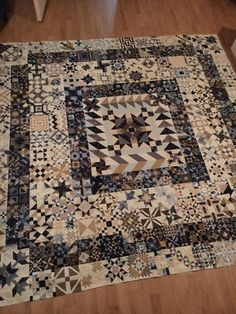 One of The 365 Challenge Quilts - Beautiful !!! :-D