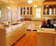 How to achieve a Victorian kitchen Decor