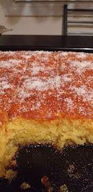 ΜΑΓΕΙΡΙΚΗ ΚΑΙ ΣΥΝΤΑΓΕΣ: Κέικ καρύδας με σιρόπι !!! Greek Sweets, Greek Recipes, Sweet Tooth, Cheesecake, Coconut, Chocolate, Desserts, Food, Food Cakes