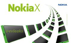 Render photo of Nokia X surfaced on the web