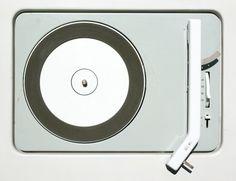 Dieter Rams phonograph