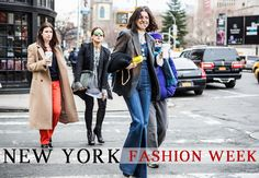 STREETSTYLE: NY FASHION WEEK | My Daily Style en stylelovely.com