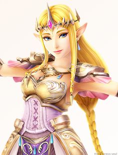 Princess Zelda // Hyrule Warriors // Legend of Zelda