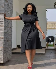 Corporate attire for Women Professional business attire should convey your credibility and competence, but also reflect some personality without going overboard It is importa… – fashion African Fashion Dresses, African Dress, Simple Outfits, Classy Outfits, Fashionable Outfits, Pretty Outfits, Corporate Attire Women, Business Attire, Corporate Fashion
