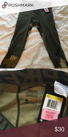 925e3dca4b9b Shop Men s Nike Green Brown size S Sweatpants   Joggers at a discounted  price at Poshmark.