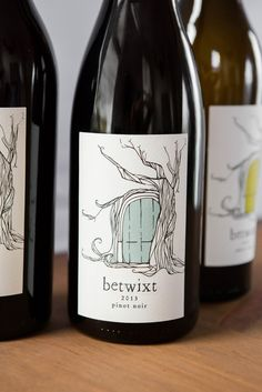 Betwixt Wine on Packaging of the World - Creative Package Design Gallery #taninotanino