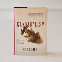 New review book - Cannibalism: A Perfectly Natural History by Bill Schutt  Synopsis from Amazon:  For centuries scientists have written off cannibalism as a bizarre phenomenon with little biological significance. Its presence in nature was di