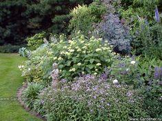 De tuin van de Fam. Vandecruys-Frederix