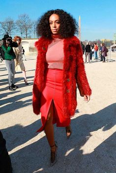 solange street style 2015 - Google Search