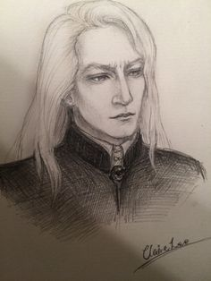 Lucius Malfoy…awesome Slytherin House!