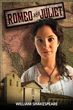 ROMEO AND JULIET (2012): Alejandra Escalante as Juliet.  Photo by Jenny Graham.