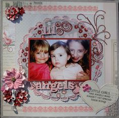 Lil Angels - Scrapbook.com