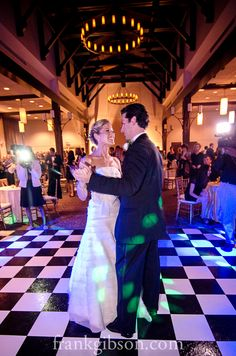 First Dance at Mission San Luis.  A John Gandy Event - Tallahassee Wedding missionsanluis.org