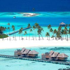 Gili Lankanfushi #Maldives