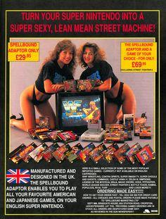 Turn Your Super Nintendo Into a Super Sexy, Lean Mean Street Machine!