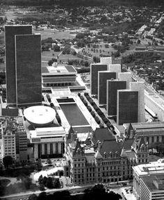 Wallace K. Harrioson, Empire State Plaza, Albany