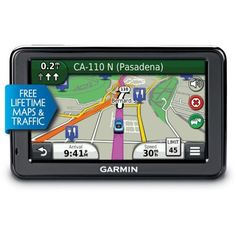 PRODUCT DETAILS : Garmin nuvi 2455LMT 4.3-Inch Portable GPS Navigator with Lifetime Map & Traffic Updates (Certified Refurbished)This Certified Refurbished product is tested & certified by Garmin to work like-new. [ ]