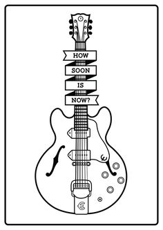 The smiths/ Johnny Marr guitar - My next Tatt - Get My A** Learning That Guitar Mama