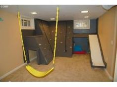 Love this little playroom