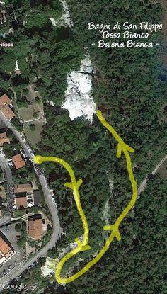 Terme in Toscana: le sorgenti di acqua calda all'aperto di Bagni San Filippo