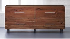 junction low dresser | CB2- $849