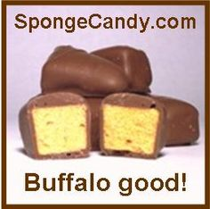 I've made this myself and it's good, but if you want the best, you need to order it from Buffalo.aka the Center of the Sponge Candy Universe! Buffalo Recipe, Buffalo Food, Polish Recipes, Polish Food, Unique Recipes, Ethnic Recipes, Buffalo New York, Buffalo Bills, Food Items