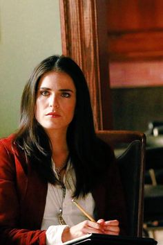 Laurel Castillo starring Karla Souza