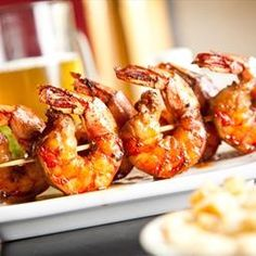 Barbequed Shrimp - can't forget the appetizers at your backyard bbq! #zoomin http://zoominmarket.com/