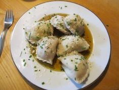 Kärntner+Specknudel Rigatoni, Tortellini, Ravioli, Potato Salad, Pasta, Food And Drink, Meat, Chicken, Ethnic Recipes