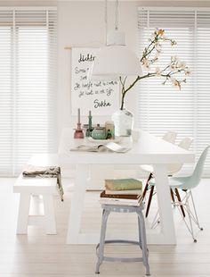 4 tips voor kleine ruimtes | Stripesandwalls.nl