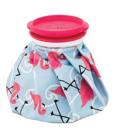 Flamingos Retro Ice Pack by theraWell on zulily