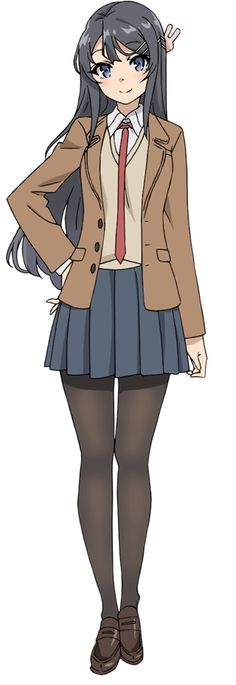 Anime Girl Cute, Beautiful Anime Girl, Kawaii Anime Girl, Anime Art Girl, Girls Characters, Anime Characters, Mai Cosplay, Best Romance Anime, Sailor Moon