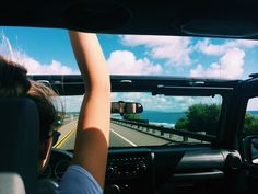A playlist perfect for that road trip you've been planning to go on.