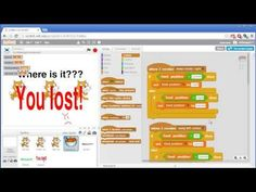 Shell Game - Invent with Scratch Screencast Game Programming, Shell Game, Scratch Off Cards, More Games, Carnival Games, Digital Marketing Strategy, Internet Marketing, Inventions, Shells