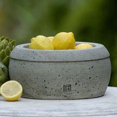 Have to have it. Campania International Osaka Cast Stone Planting Bowl - $59.99 @hayneedle