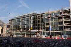 Blaakhaven construction yard Rotterdam Centre #Rotterdam #010 #Holland #Netherlands #City #Centre #Centrum #Stad #Citylife #Urban #Architecture #Building #Buildings #Stadsleven #Nederland #Dutch #Roffa