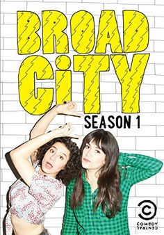 Broad City: Season One Paramount Pictures Home Entertainment https://www.amazon.ca/dp/B00NB6AYJ2/ref=cm_sw_r_pi_dp_x_-dbFybXG80EPD
